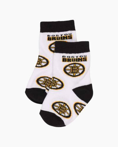 Boston Bruins Infant Team Socks