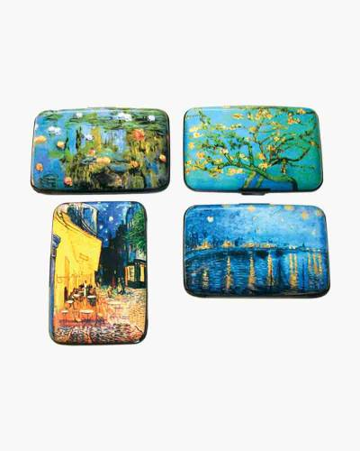 Fine Art Armored Wallet (Assorted)