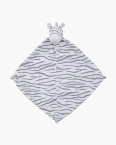 Grey Zebra Blankie