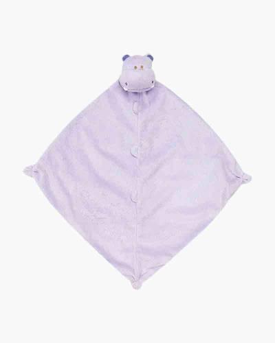 Purple Hippo Blankie