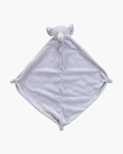 Grey Elephant Cuddle Blankie