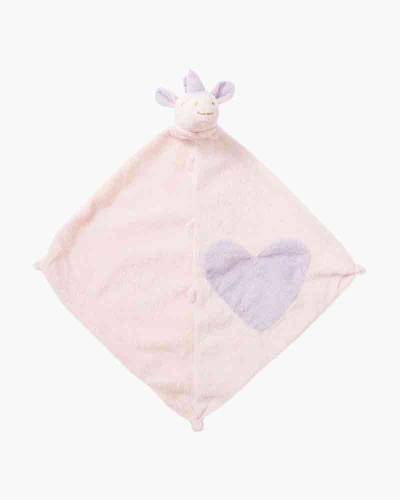 Pink Unicorn Cuddle Blankie
