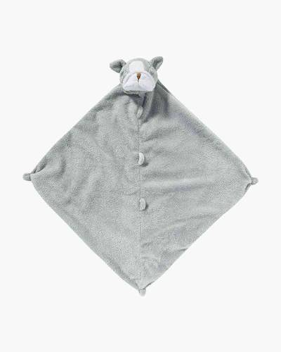 Grey Bulldog Cuddle Blankie