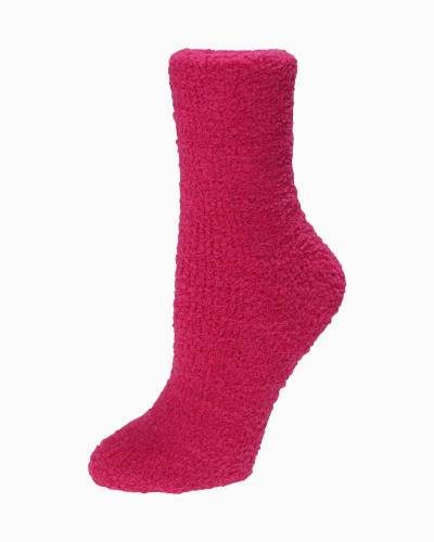 Exclusive Red Soft Butter Socks