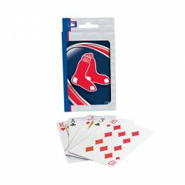 Extra Mile Boston Red Sox Playing Cards
