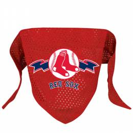 Hunter Boston Red Sox Dog Bandana
