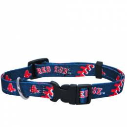 Hunter Boston Red Sox Adjustable Dog Collar