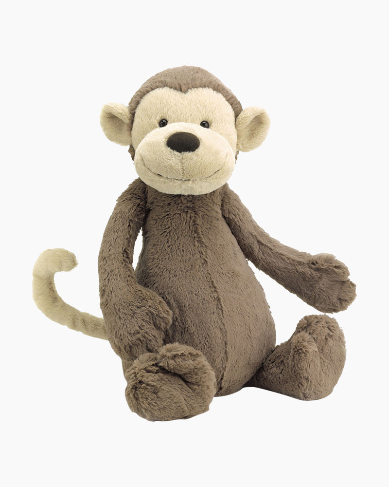 Jellycat Bashful Monkey Plush