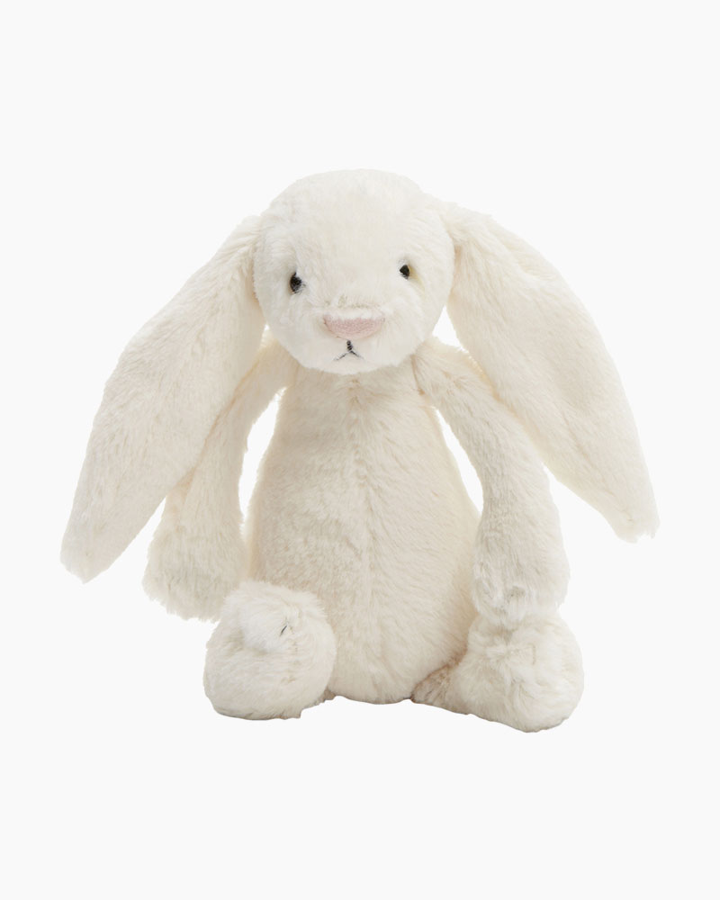 Jellycat Bashful Cream Bunny Plush (Medium)