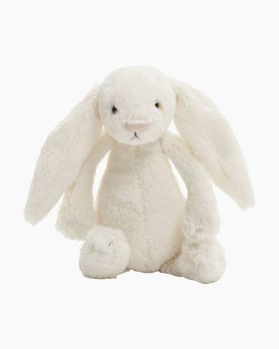 Bashful Cream Bunny Plush (Medium)