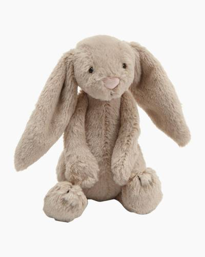 Bashful Beige Bunny Plush (Medium)