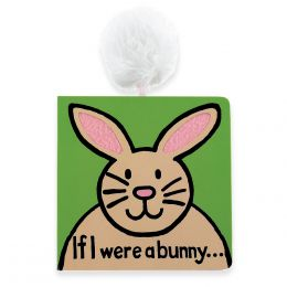 Jellycat Board Book- If I Were a Bunny