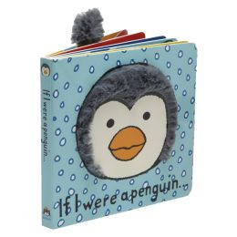 Jellycat Board Book- If I Were a Penguin