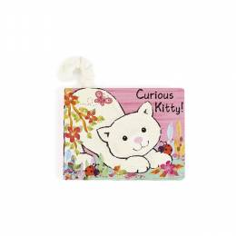 Jellycat Board Book- Curious Kitty