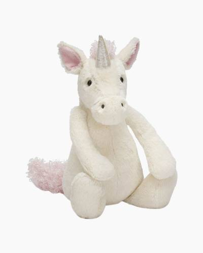 Bashful Unicorn Plush (Medium)