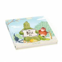 Jellycat Board Book-The Best Pet