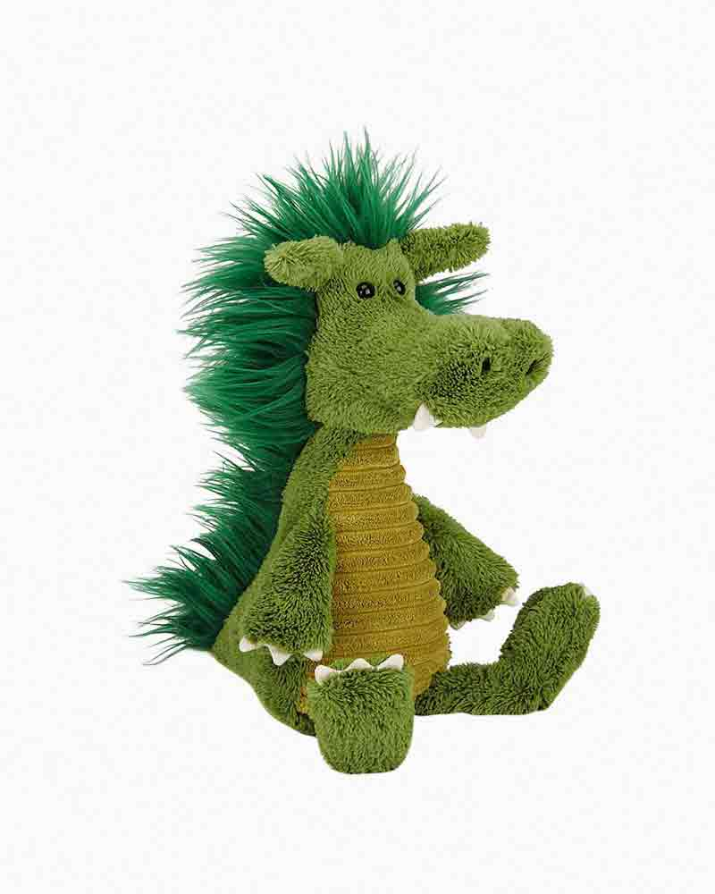Jellycat Dudley the Dragon Snagglebaggle Plush