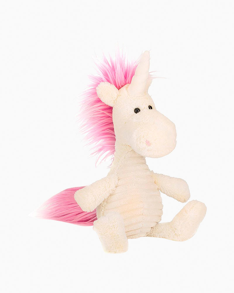 Jellycat Ursula the Unicorn Snagglebaggle Plush