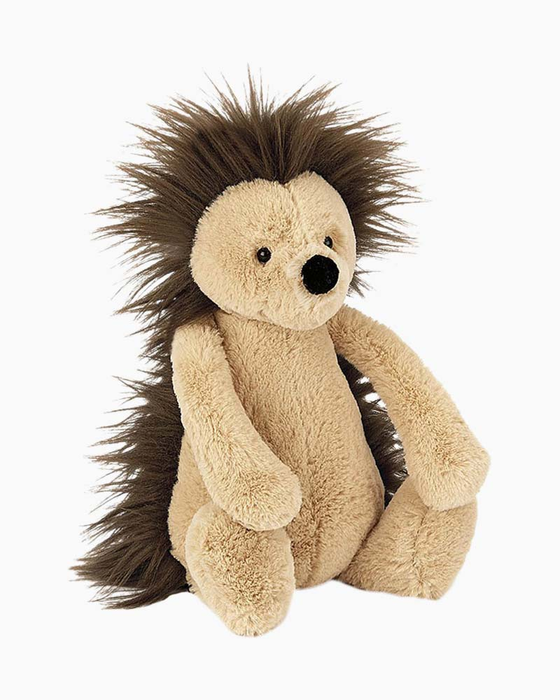 Jellycat Bashful Hedgehog Plush (Medium)