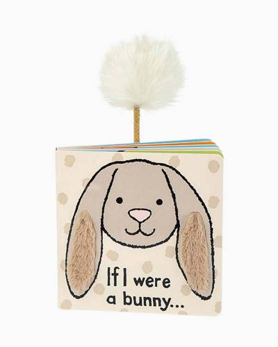 If I Were a Bunny Touch-and-Feel Board Book