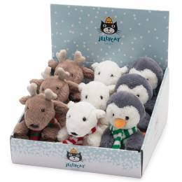 Jellycat Small Plush Poppets (Assorted)