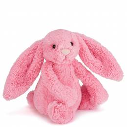 Jellycat Bashful Sorbet Bunny Plush (Medium)