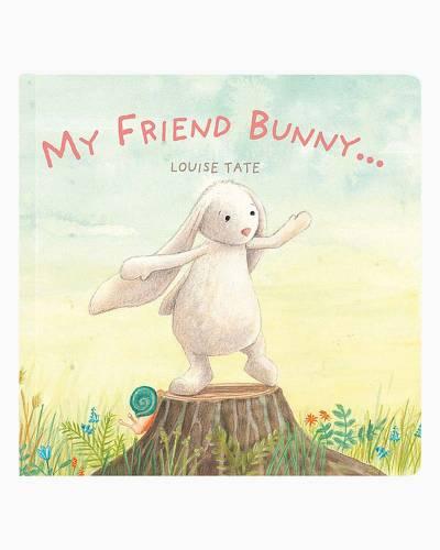 My Friend Bunny (Board Book)
