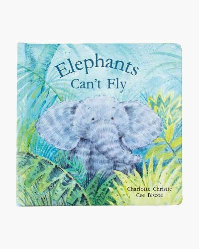 Elephants Can't Fly (Board Book)