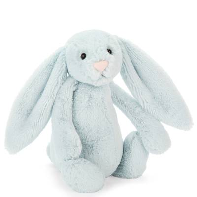 Bashful Blue Bunny Chime