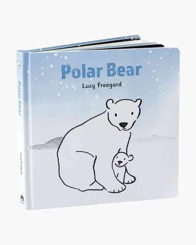 Perry Polar Bear (Board Book)