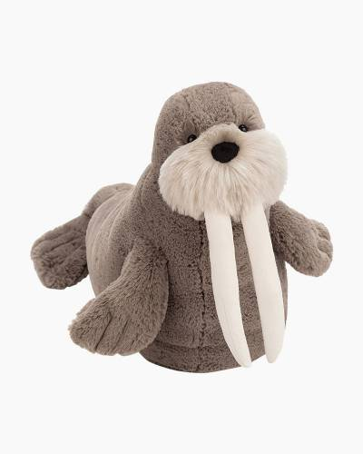Willie Walrus Plush