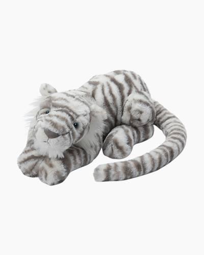 Sacha Snow Tiger Plush