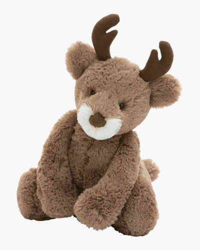Bashful Reindeer Medium Plush
