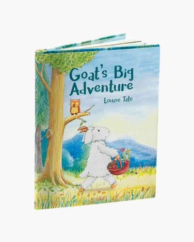 Goat's Big Adventure Picture Book