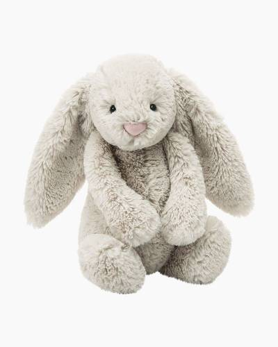 Bashful Oatmeal Bunny Medium Plush (12 in.)