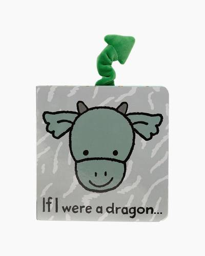 If I Were a Dragon (Board Book)