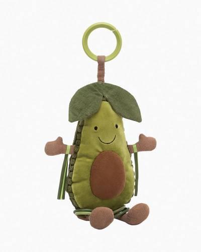 Amusable Avocado Activity Toy