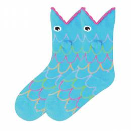 K. Bell Fish Kids Sock