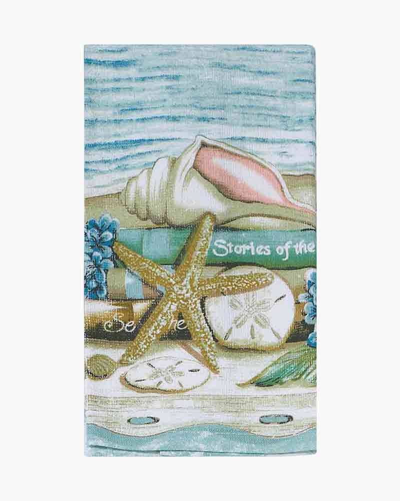 Kay Dee Designs Stories of the Sea Kitchen Towel | The Paper Store