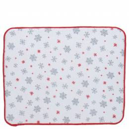 Kay Dee Designs Snowflake Drying Mat