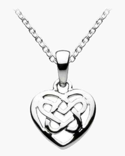 Celtic Heart Necklace