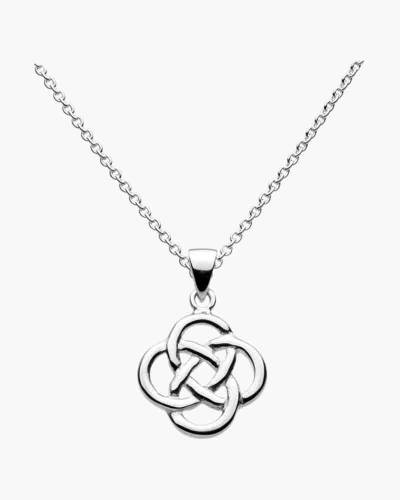 Plain Celtic Knot Necklace