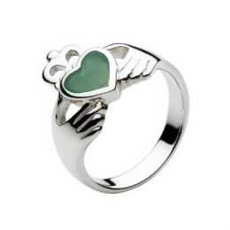 Kit Heath Heart Claddagh Ring