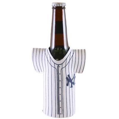 New York Yankees Bottle Jersey Cooler