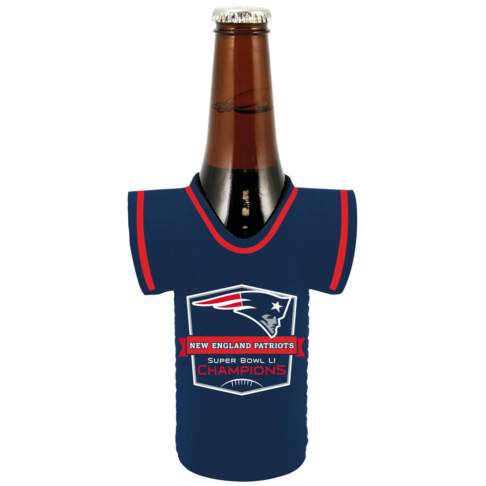Kolder New England Patriots Super Bowl LI Bottle Jersey