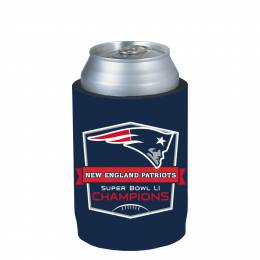 Kolder New England Patriots Super Bowl LI Can Holder