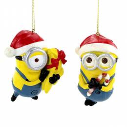 Kurt S. Adler Minions Hanging Ornament (Assorted)