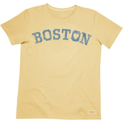 Women's Love Boston Tee