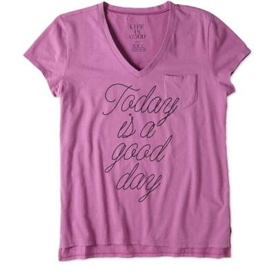 Women's Good Day Pocket Sleep Vee