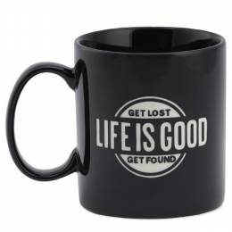 Life is Good Get Lost Jake's Mug